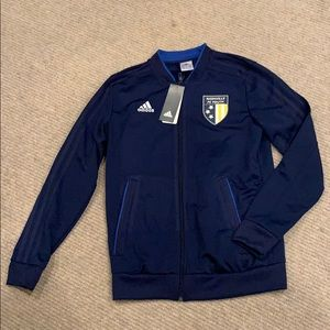 Nashville Football Club warm up jacket